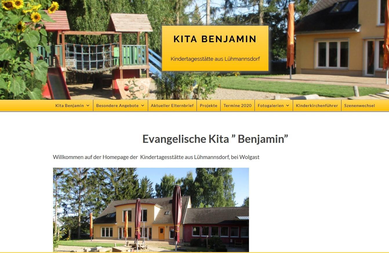 Kita Benjamin Lühmannsdorf Greifswald Design